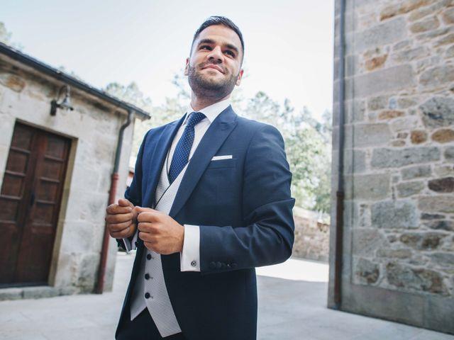 La boda de Héctor y Alejandra en Moraña, Pontevedra 20