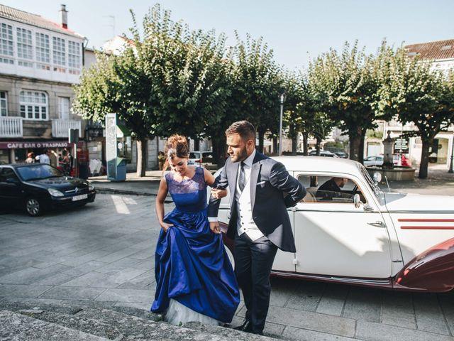 La boda de Héctor y Alejandra en Moraña, Pontevedra 22