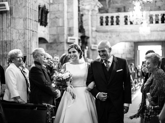 La boda de Héctor y Alejandra en Moraña, Pontevedra 28