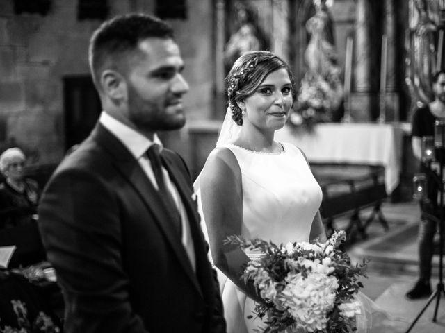 La boda de Héctor y Alejandra en Moraña, Pontevedra 39