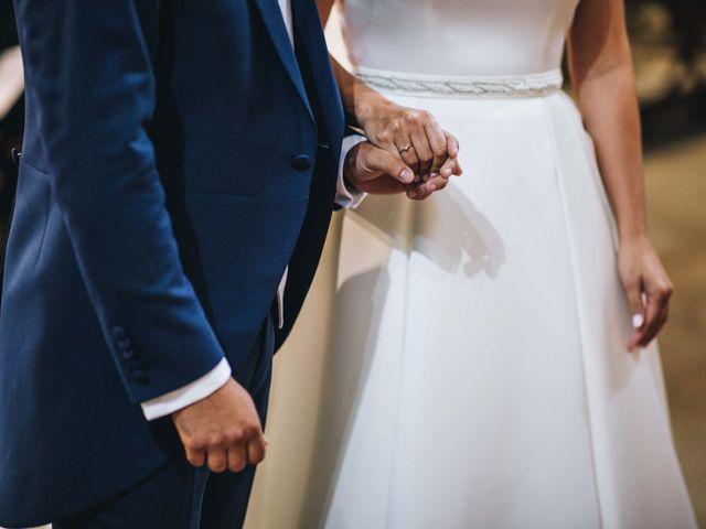 La boda de Héctor y Alejandra en Moraña, Pontevedra 40