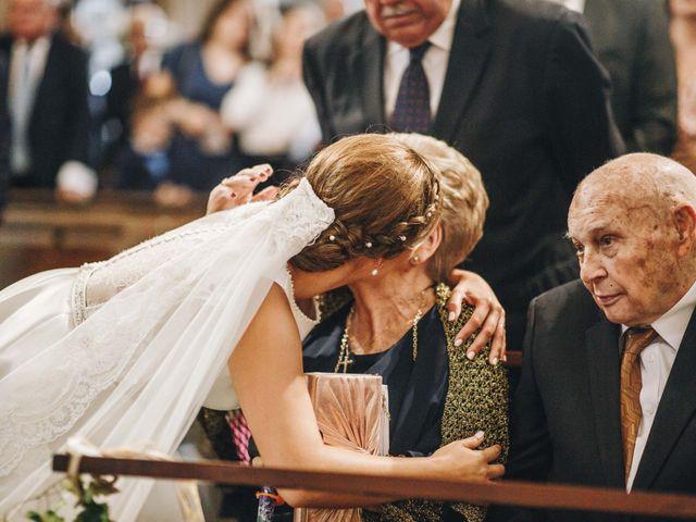 La boda de Héctor y Alejandra en Moraña, Pontevedra 42