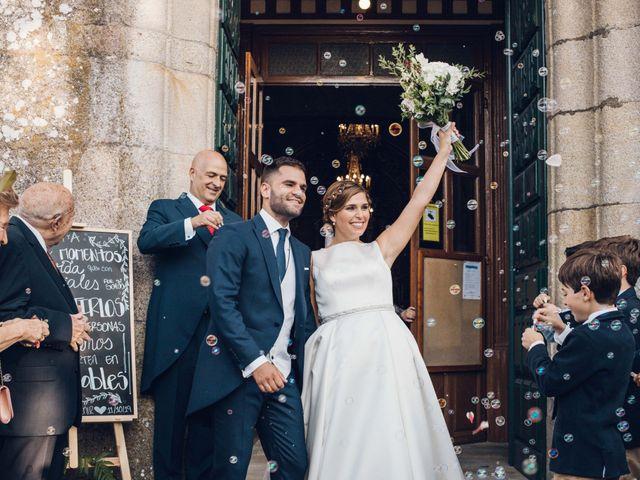 La boda de Héctor y Alejandra en Moraña, Pontevedra 44