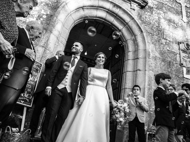 La boda de Héctor y Alejandra en Moraña, Pontevedra 46