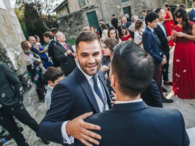 La boda de Héctor y Alejandra en Moraña, Pontevedra 47