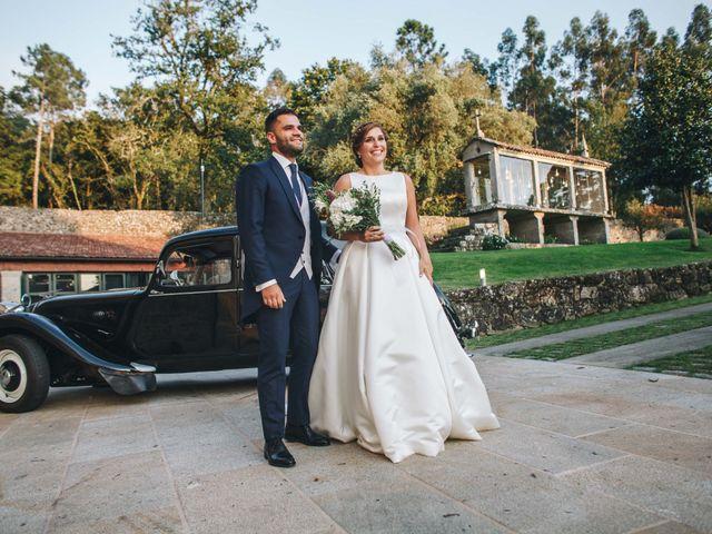 La boda de Héctor y Alejandra en Moraña, Pontevedra 49