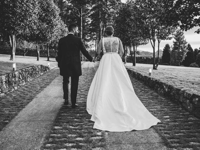 La boda de Héctor y Alejandra en Moraña, Pontevedra 50