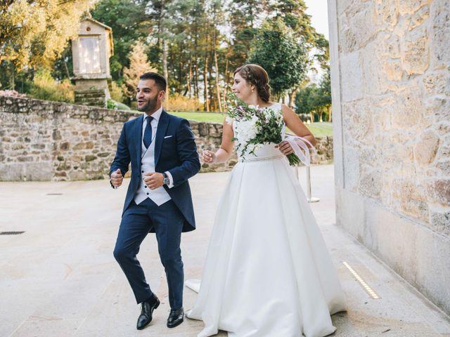 La boda de Héctor y Alejandra en Moraña, Pontevedra 62