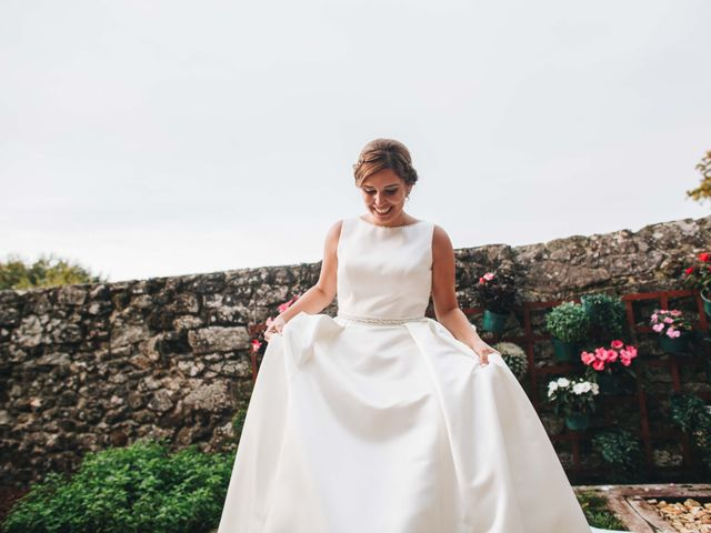 La boda de Héctor y Alejandra en Moraña, Pontevedra 64