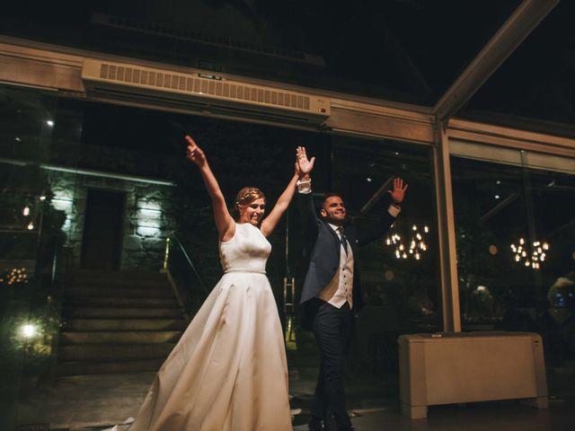 La boda de Héctor y Alejandra en Moraña, Pontevedra 88