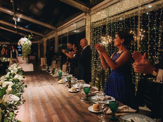 La boda de Héctor y Alejandra en Moraña, Pontevedra 91