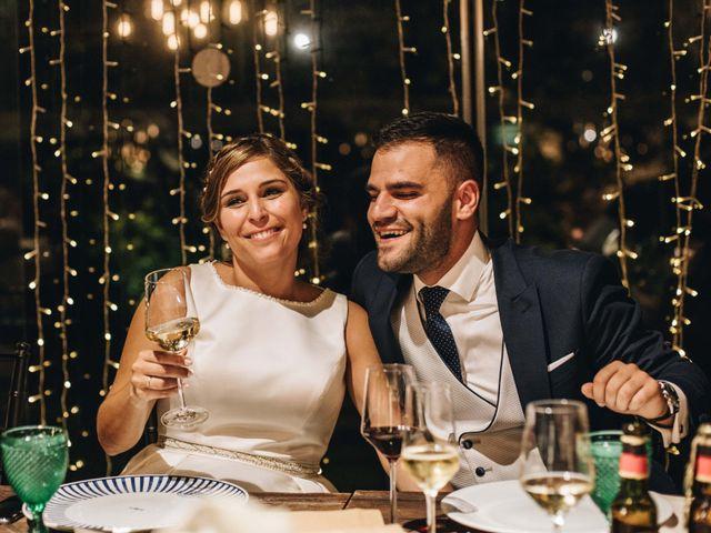 La boda de Héctor y Alejandra en Moraña, Pontevedra 100