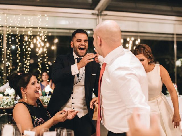 La boda de Héctor y Alejandra en Moraña, Pontevedra 104