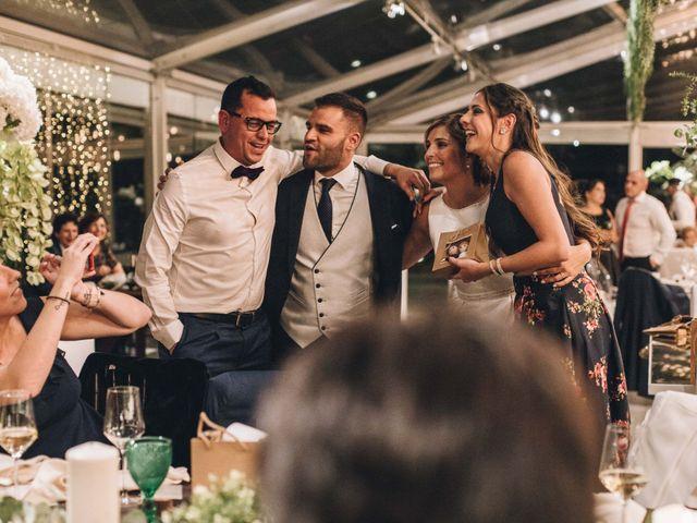 La boda de Héctor y Alejandra en Moraña, Pontevedra 105