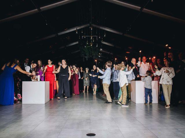 La boda de Héctor y Alejandra en Moraña, Pontevedra 106