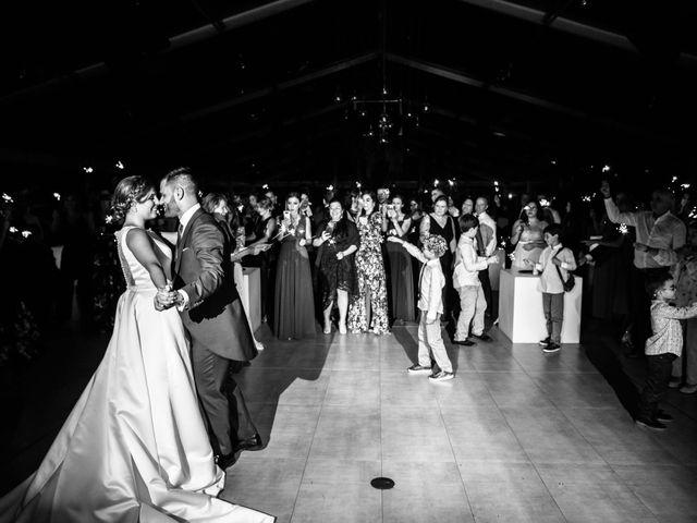 La boda de Héctor y Alejandra en Moraña, Pontevedra 107