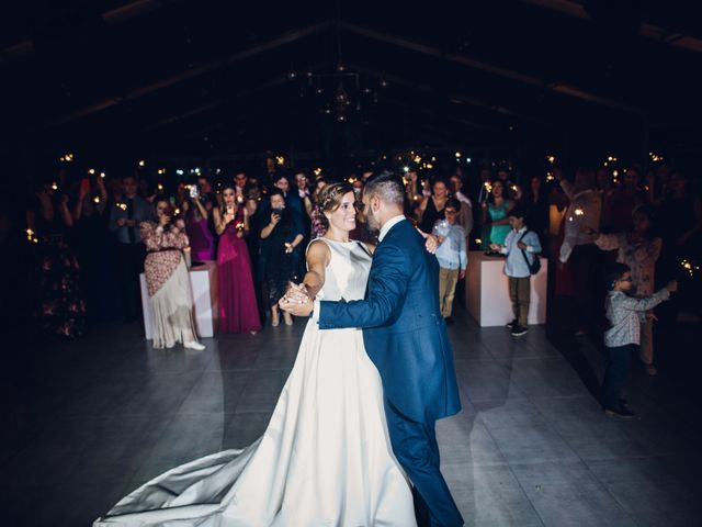 La boda de Héctor y Alejandra en Moraña, Pontevedra 108