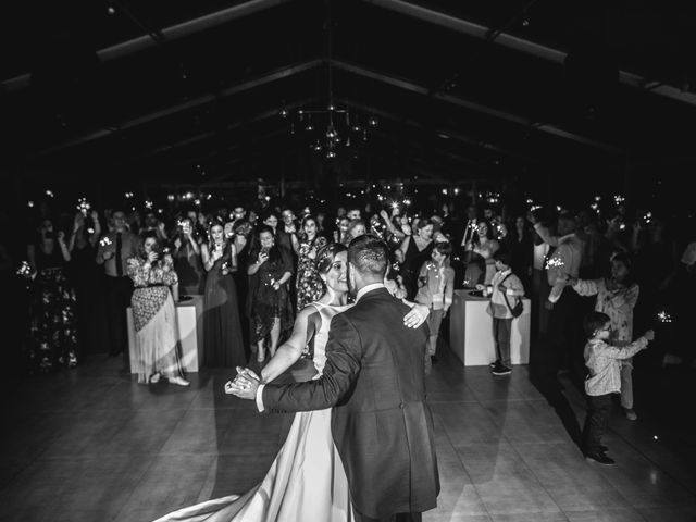 La boda de Héctor y Alejandra en Moraña, Pontevedra 109
