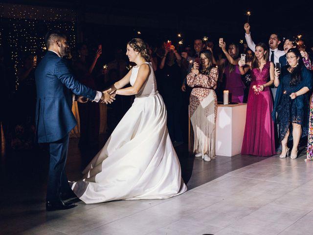 La boda de Héctor y Alejandra en Moraña, Pontevedra 111