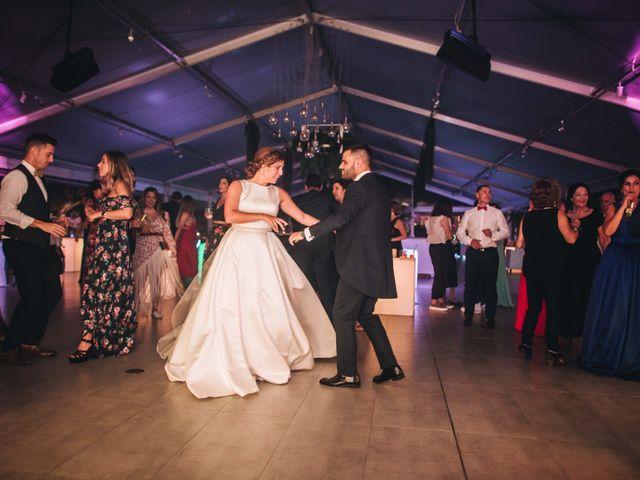 La boda de Héctor y Alejandra en Moraña, Pontevedra 117