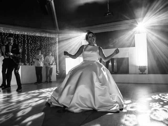 La boda de Héctor y Alejandra en Moraña, Pontevedra 119
