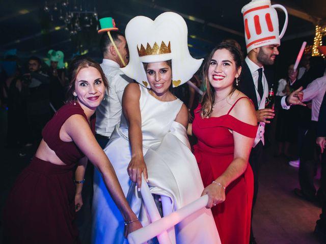 La boda de Héctor y Alejandra en Moraña, Pontevedra 124