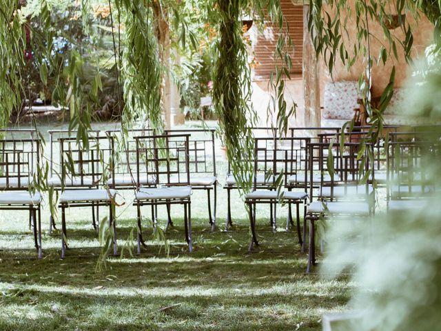 La boda de Carlos y Diana en Chinchon, Madrid 2