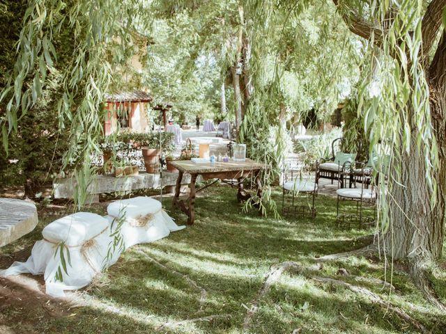 La boda de Carlos y Diana en Chinchon, Madrid 3
