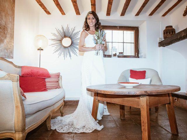 La boda de Carlos y Diana en Chinchon, Madrid 14