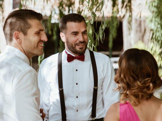 La boda de Carlos y Diana en Chinchon, Madrid 18