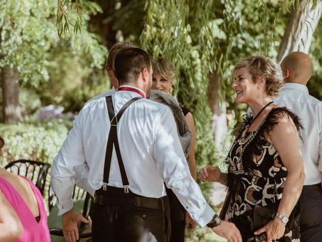 La boda de Carlos y Diana en Chinchon, Madrid 19