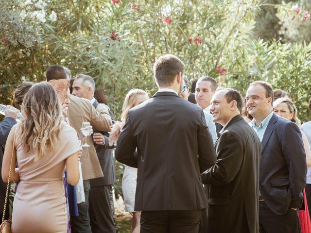 La boda de Carlos y Diana en Chinchon, Madrid 20