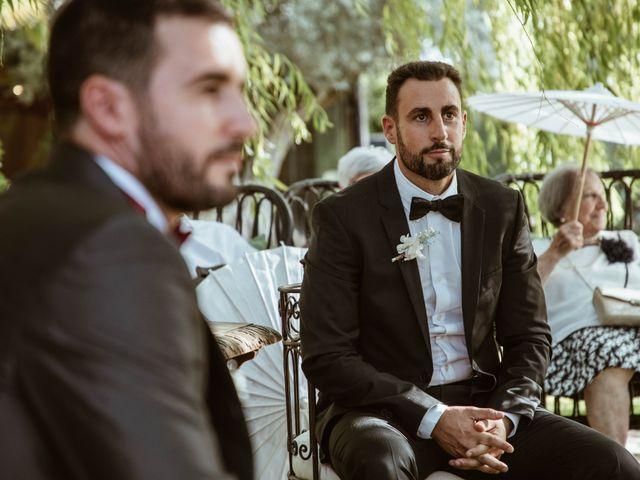 La boda de Carlos y Diana en Chinchon, Madrid 23