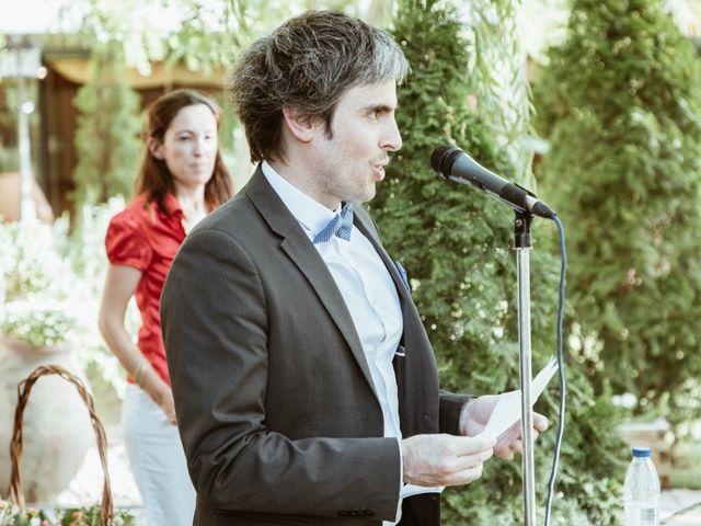 La boda de Carlos y Diana en Chinchon, Madrid 24
