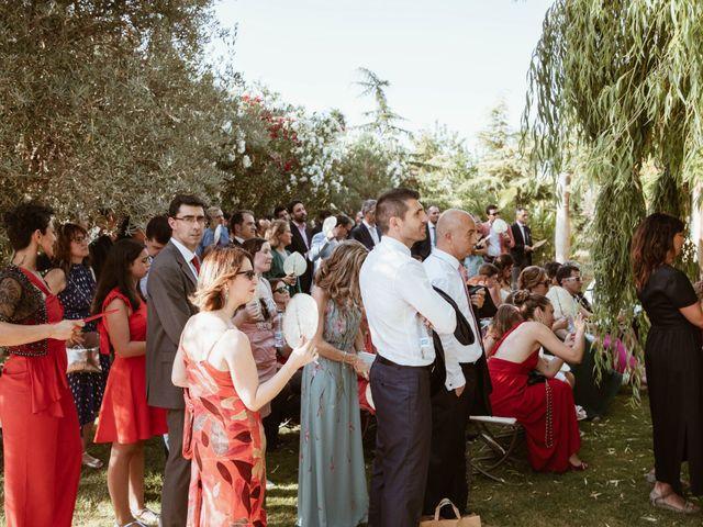 La boda de Carlos y Diana en Chinchon, Madrid 25