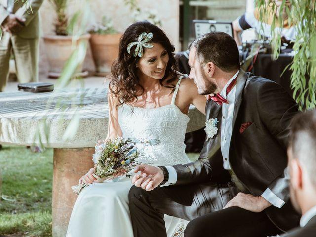 La boda de Carlos y Diana en Chinchon, Madrid 26