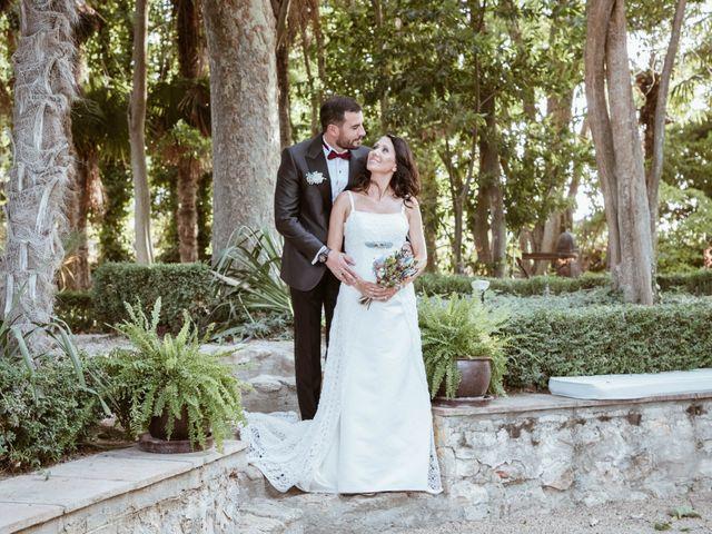 La boda de Carlos y Diana en Chinchon, Madrid 32