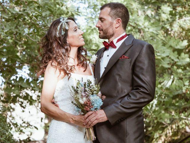 La boda de Carlos y Diana en Chinchon, Madrid 33