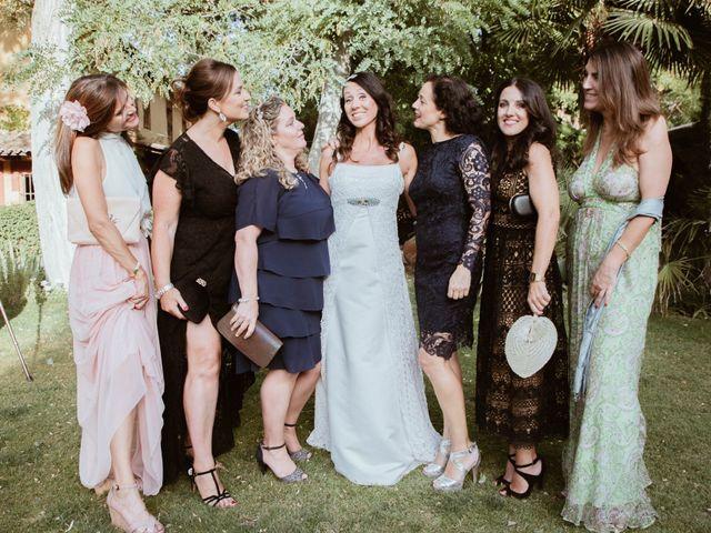 La boda de Carlos y Diana en Chinchon, Madrid 35