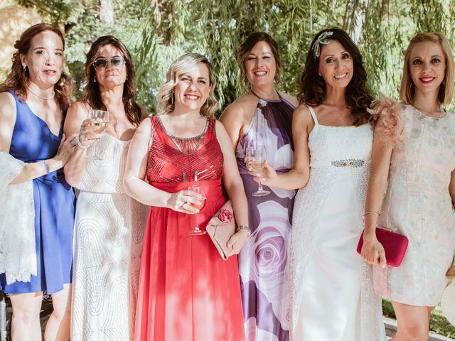 La boda de Carlos y Diana en Chinchon, Madrid 38