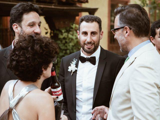 La boda de Carlos y Diana en Chinchon, Madrid 40
