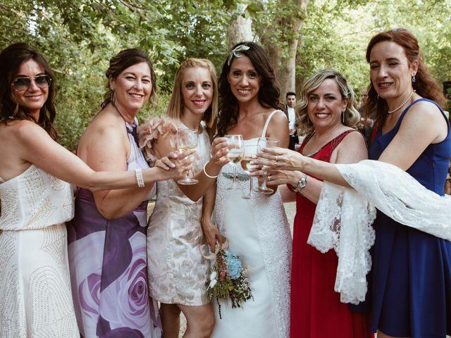 La boda de Carlos y Diana en Chinchon, Madrid 42