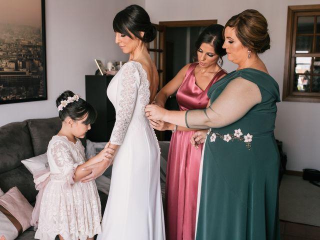 La boda de Pilar y Daniel en Alhaurin El Grande, Málaga 8
