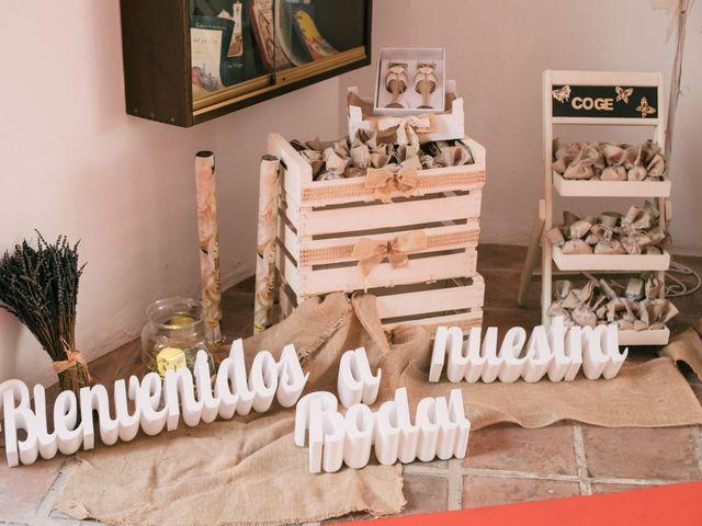 La boda de Pilar y Daniel en Alhaurin El Grande, Málaga 17