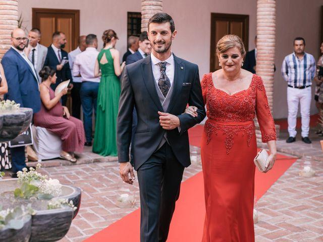 La boda de Pilar y Daniel en Alhaurin El Grande, Málaga 18