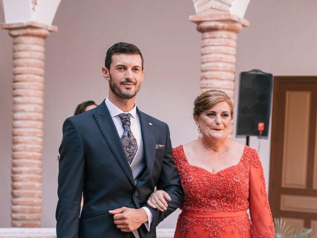 La boda de Pilar y Daniel en Alhaurin El Grande, Málaga 19