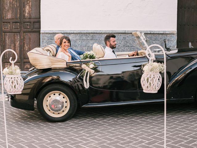 La boda de Pilar y Daniel en Alhaurin El Grande, Málaga 20