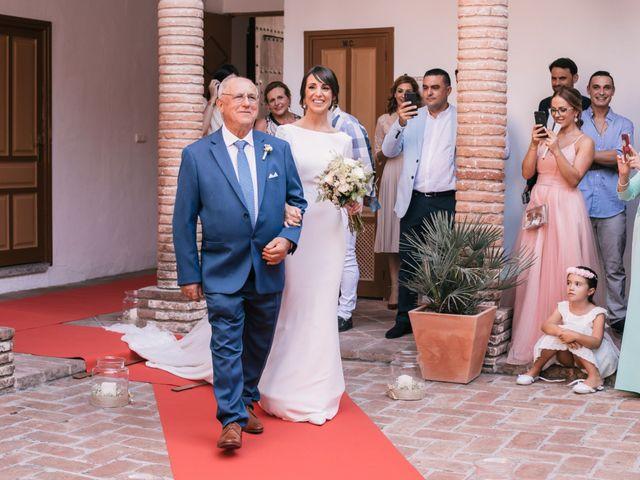 La boda de Pilar y Daniel en Alhaurin El Grande, Málaga 23