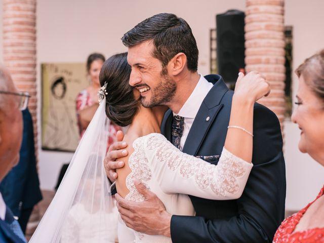 La boda de Pilar y Daniel en Alhaurin El Grande, Málaga 24