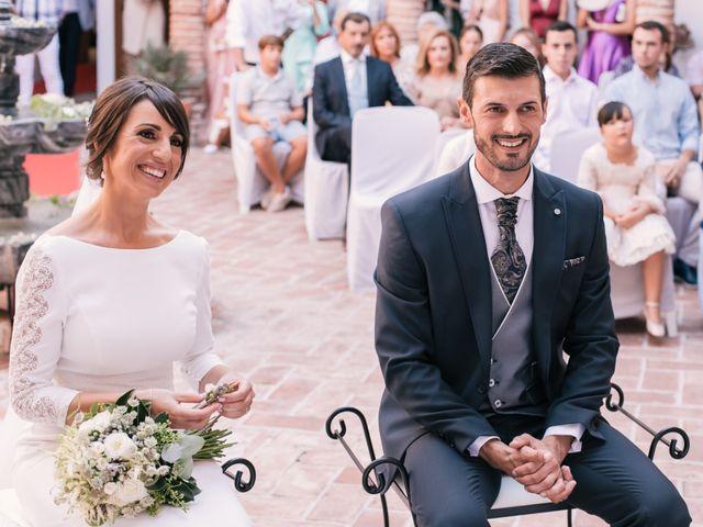 La boda de Pilar y Daniel en Alhaurin El Grande, Málaga 25
